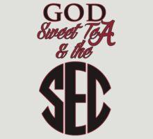 Alabama - God, Sweet Tea, & the SEC by av8id