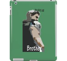 Redfield-Brother iPad Case/Skin