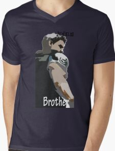 Redfield-Brother Mens V-Neck T-Shirt