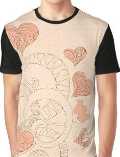 retro music Graphic T-Shirt