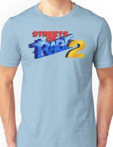 Streets of Rage 2 (Genesis Title Screen) Unisex T-Shirt