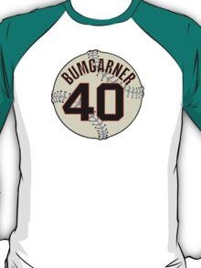Madison Bumgarner Baseball Design T-Shirt