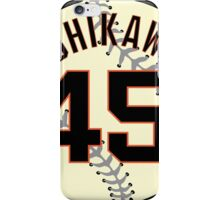 Travis Ishikawa Baseball Design iPhone Case/Skin
