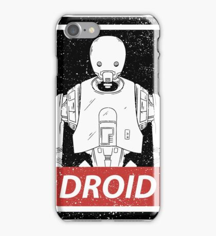 Droid iPhone Case/Skin