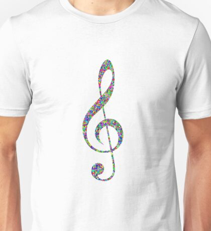 music note Unisex T-Shirt