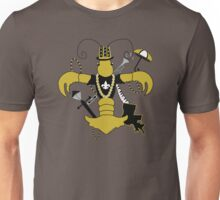 The Who Dat Crawfish Unisex T-Shirt
