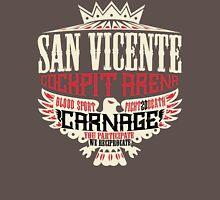 San Vicente Cockpit Arena Mens V-Neck T-Shirt