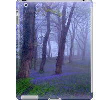 Rainy Morning at Blackbury Camp iPad Case/Skin