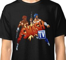 Smash TV (SNES Title Screen) Classic T-Shirt