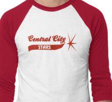 Central City Stars Men's Baseball ¾ T-Shirt