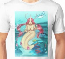 Milotic Mermaid Aquarium Unisex T-Shirt