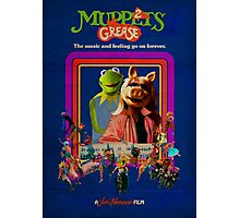 The Muppets Grease 2 Photographic Print