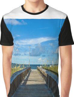 Orange Beach Graphic T-Shirt