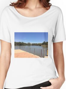 Summer day in Australia  Women's Relaxed Fit T-Shirt