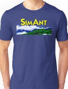 Sim Ant (SNES Title Screen) Unisex T-Shirt