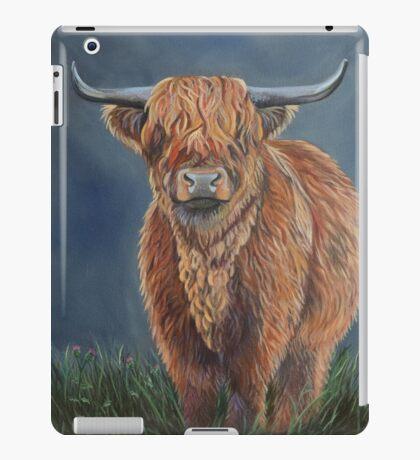 Wallace iPad Case/Skin