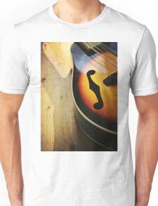 Mandolin. Unisex T-Shirt