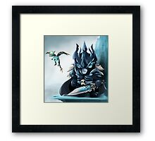 Little Lich Framed Print