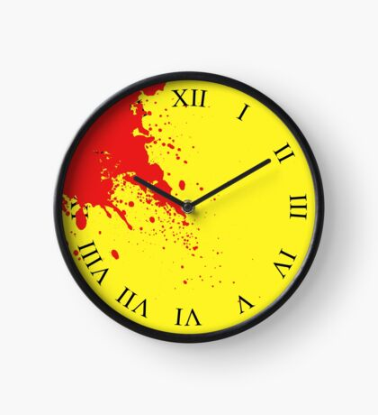 Who Watches the Watchmen Clock