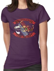 Slay Together, Stay Together - Bayonetta & Jeanne Womens Fitted T-Shirt