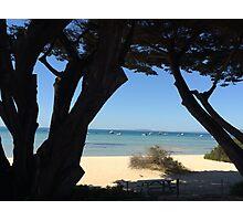 Sorrento beach Photographic Print