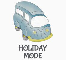 Camper Van \ Holiday Mode Kids Clothes