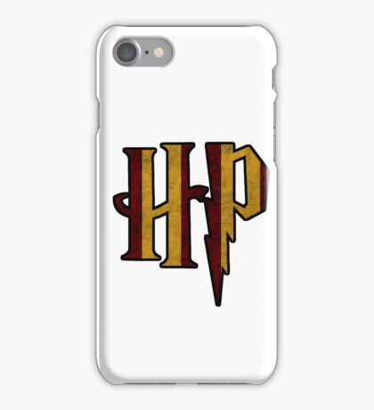 HP Harry Potter iPhone Case/Skin