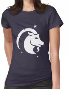 CAPRICORN  Womens Fitted T-Shirt