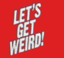Let's Get Weird! Kids Clothes