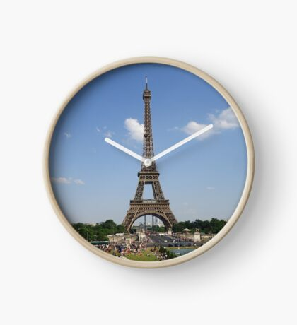 Eiffel Tower, Paris Clock