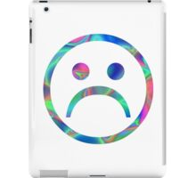 sad boy iPad Case/Skin
