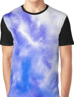 Watercolor sky. Graphic T-Shirt
