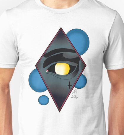 Into the eye Unisex T-Shirt