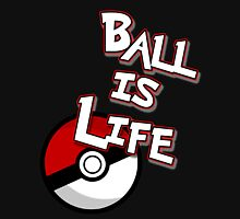 Poke-Ball is Life Men's Baseball ¾ T-Shirt