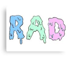 r a d  Canvas Print