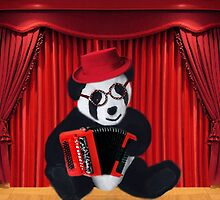 POPPA PANDA PLAYS ACCORDION PICTURE  by ✿✿ Bonita ✿✿ ђєℓℓσ