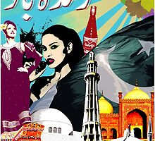 Pakistan Zindabad by birbalstudios