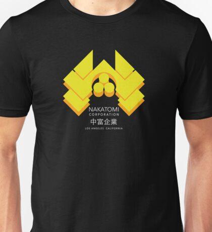 Nakatomi Plaza - Japanese Expand Variant Unisex T-Shirt