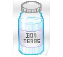 Boy Tears Poster
