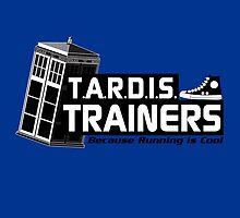 TARDIS Trainers by LeslieHarris