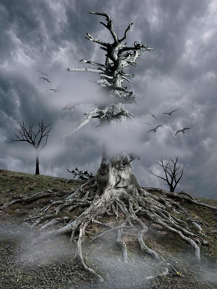 Tree Spirit by blacknight