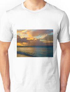 Antigua Sunset Unisex T-Shirt