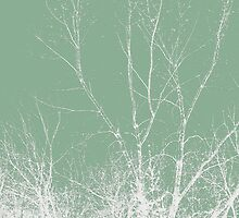 Bare Branches by Dorothy  Pinder