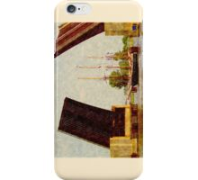 S/V Denis Sullivan - At the Bridge iPhone Case/Skin