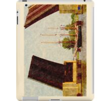 S/V Denis Sullivan - At the Bridge iPad Case/Skin