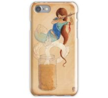 Chai Tea with Ginger iPhone Case/Skin