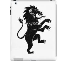 Lionheart iPad Case/Skin