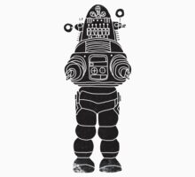 Robby the Robot by Matthew Taylor Wilson