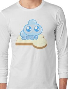 Jelly Kid and Bread from Bravest Warriors Long Sleeve T-Shirt