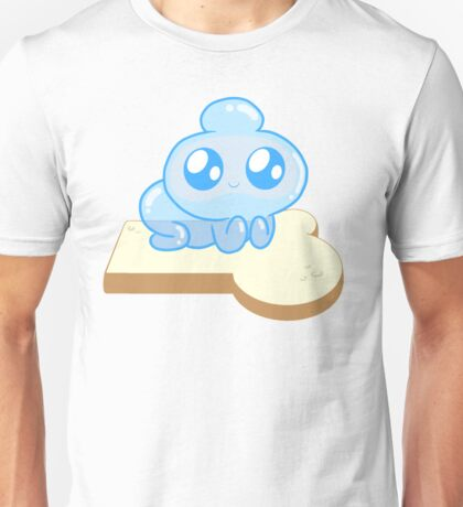 Jelly Kid and Bread from Bravest Warriors Unisex T-Shirt